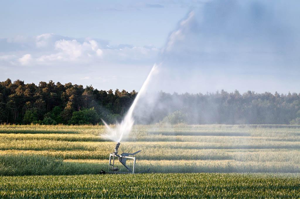 irrigatori per agricoltura